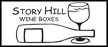Story Hill Hand Crafted Wine Boxes Made in the USA